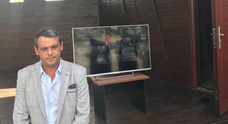 """Видеонаблюдение пази парковата зона на бул. """"Марица – юг"""" от набези"""