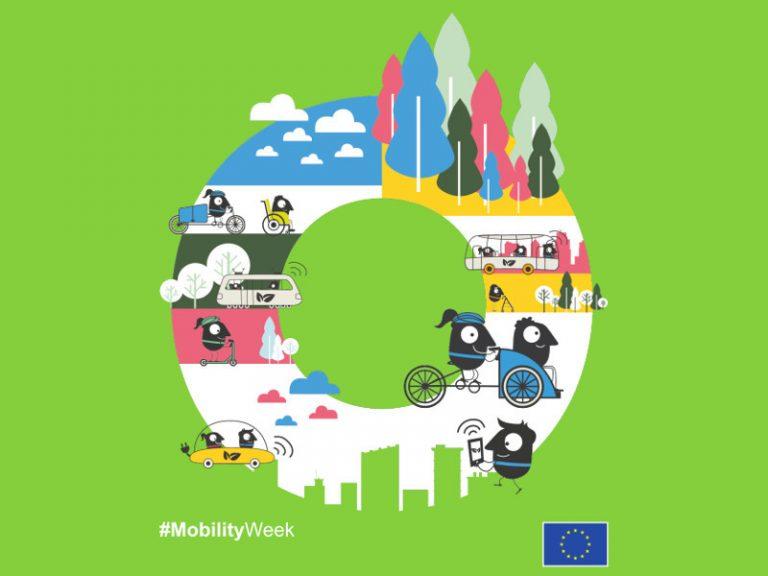 Отбелязваме Европейската седмица на мобилността 2020