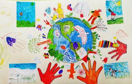 "Децата от ДГ ""Буратино"" спечелиха конкурс за рисунка"
