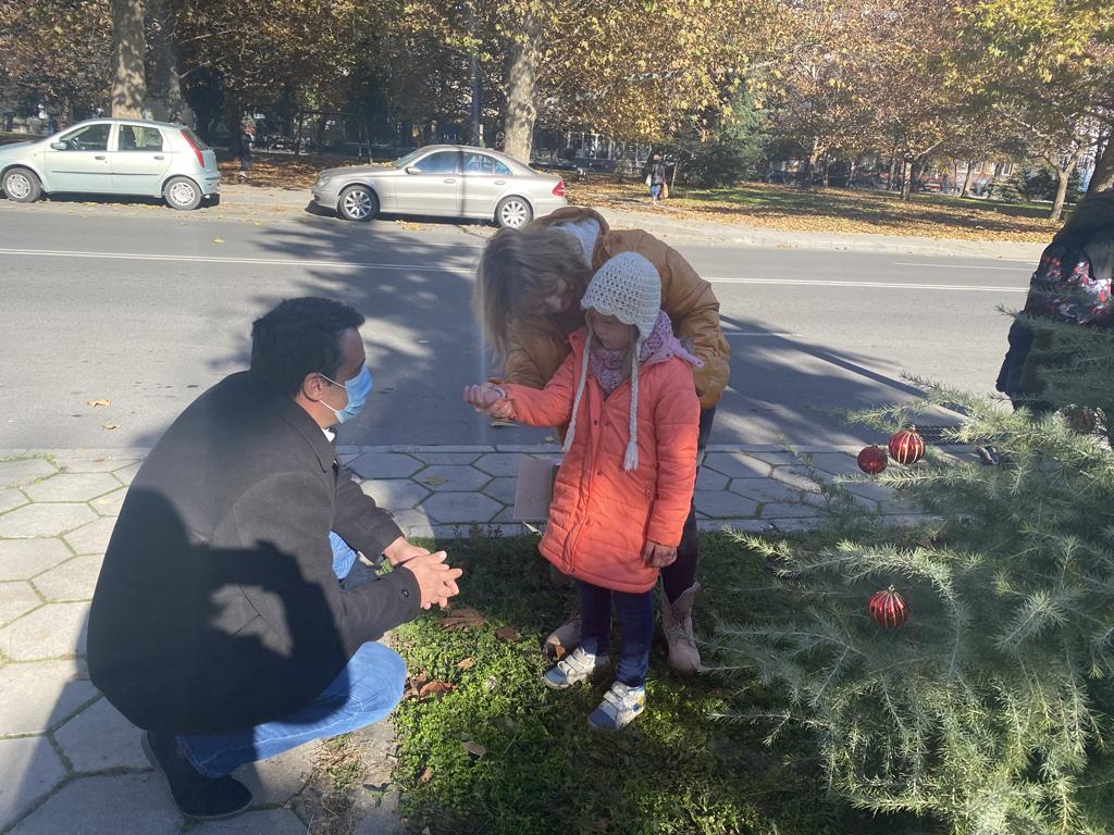 """ДГ """"Чучулига"""" е градината, в която 6-годишната Вяра се чувства щастлива"""