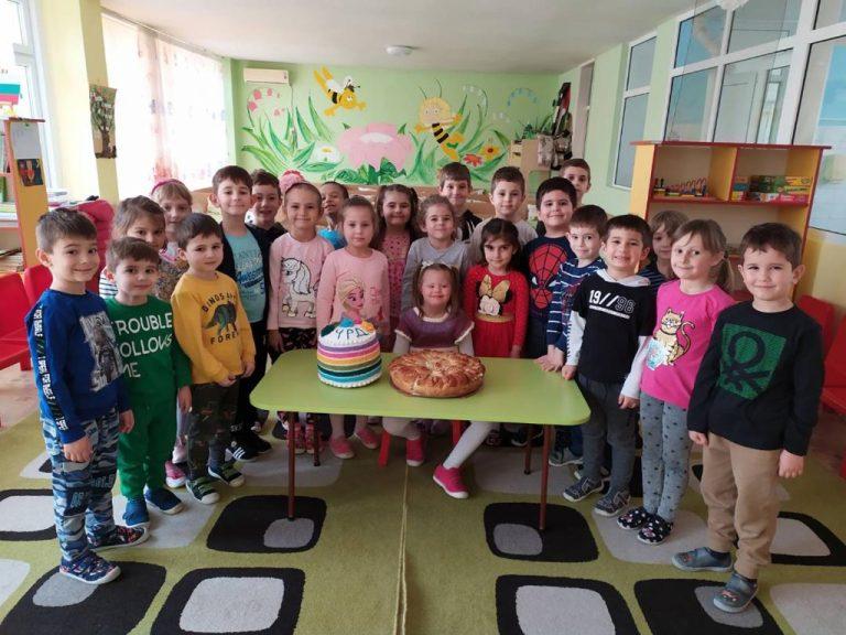 """Добрите истории от район """"Централен"""" – ДГ """"Чучулига"""" е градината, в която 6-годишната Вяра се чувства щастлива"""