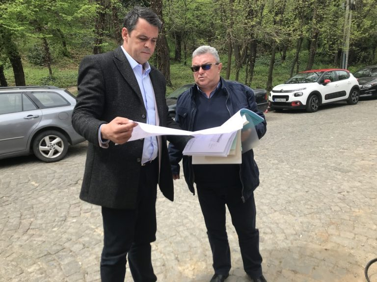 "По график върви подмяната на водопровода на ул. ""Волга"""