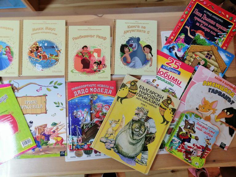 """Детските градини в район """"Централен"""" отбелязват Деня на детето с театри, концерти и игри-изненади"""
