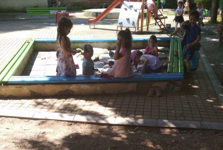 """6 детски градини в район """"Централен"""" спечелиха финансиране за обновяване на детски площадки"""